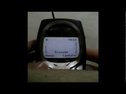Burlando Código de Segurança de Celular Nokia