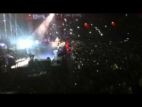 Drake Concert in Stockholm, Sweden (Globe Arena)