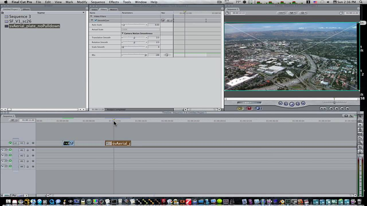 how to snap in final cut pro