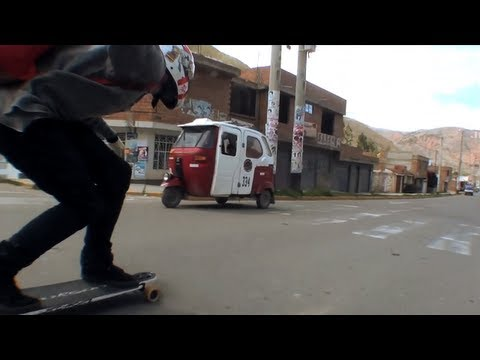 Landyachtz Longboards - South American Skatecation - Part 3