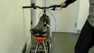 Zoombicycles - Brake Light, Turn Signal, Night Light and Horn Combo