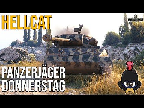 World of Tanks   Panzerjäger Donnerstag mit der Hellcat auf Kloster