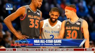 Sports This Morning: Focus On NBA All Star Game Pt 1