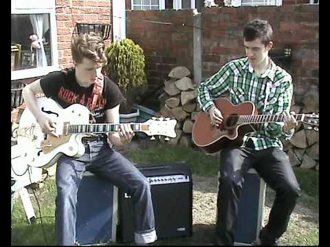 Luke&Tom from The Sandiagos - Dueling Banjos