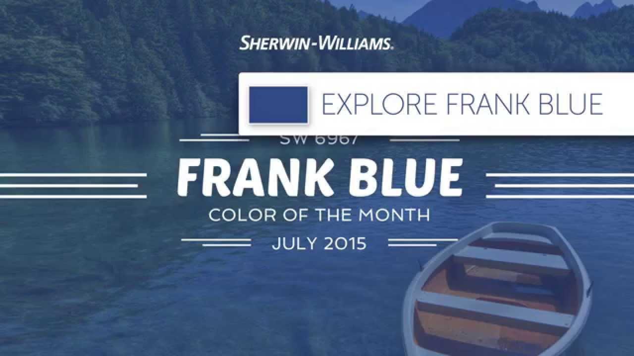 Frank Blues Frank Blue | Sherwin
