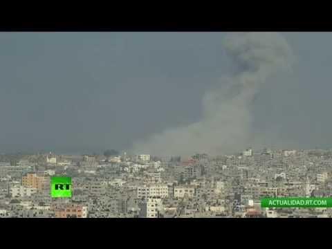 Transmisión desde la Ciudad de Gaza (29.07.14)