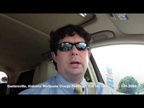 Guntersville, Alabama Marijuana Drug Crime Attorney - Drug Charge Marijuana Lawyer Guntersville, AL