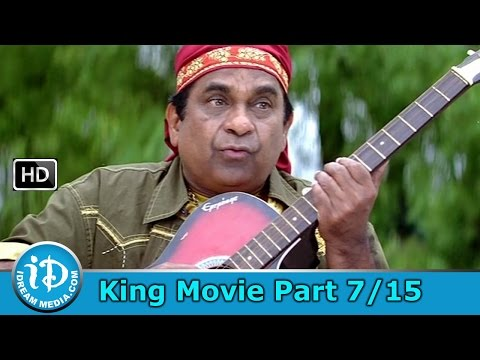 King Telugu Movie Part 715 - Nagarjuna Trisha Mamta Mohandas