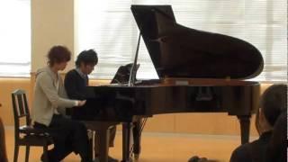2011年 DCUピアノ発表会