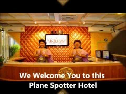 Bangkok Plane Spotter Airport Hotel