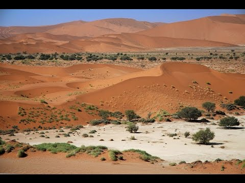 Namibia: Top 10 Tourist Attractions - Video Travel Guide