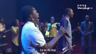 Imela by Nathaniel Bassey at Green Worship (Official video)
