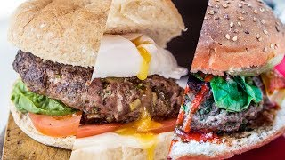 3 Things To Do With: BEEF BURGERS