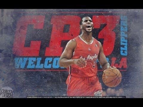 Chris Paul LA Clippers 2014 Wallpaper  Basketball