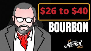 Available Bourbon: Live Tasting of $26 to $40 Brands
