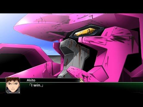 Super Robot Wars V (EN) - Nadesico Prince Of Darkness Final Fight (Stage 29B)