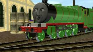 Thomas Trainz Remake - Thomas and the Magic Railroad: The Sheds