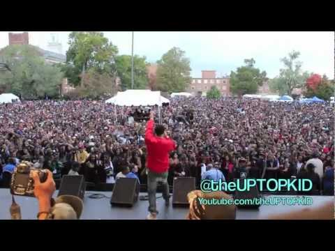 UpTopKid | Howard Yard Fest 2012 | Drake, 2 Chainz, TI, Meek Mill + | HU Homecoming