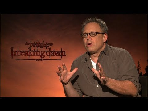 Director Bill Condon on His Philosophy Behind the Birth Scene and Rob and Kristen's Chemistry
