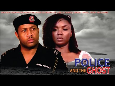Police And The Ghost     -2014 Latest Nigerian Nollywood Movie video