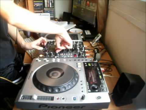 DJ Jenix - Electro dancing mix