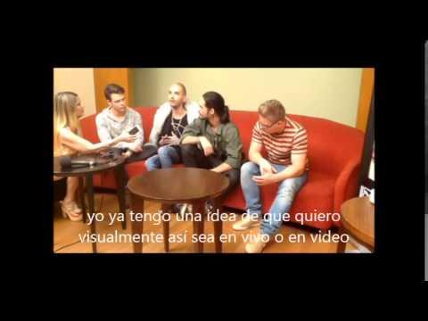 (Sub.) Entrevista a Tokio Hotel por Radio One. Argentina.