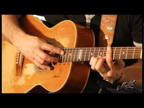 A masterclass with Tommy Emmanuel at Maton Guitars
