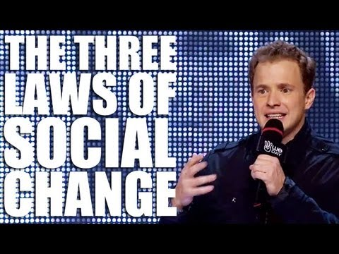 Craig and Marc Kielburger: The Three Laws of Social Change