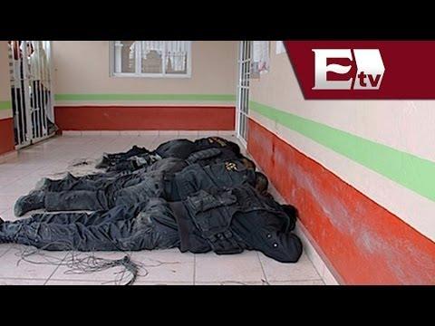Mueren linchados dos policías en poblado de San Andrés Tlalamac  / Todo México