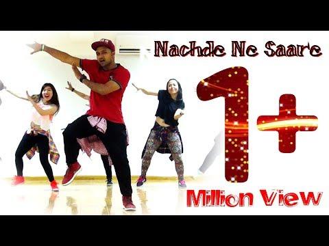Nachde Ne Saare | Sidharth Malhotra, Katrina Kaif | SK Choreography