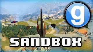 Garry's Mod Sandbox Funny Moments - Bomber Fun, Zoidberg Sexy Time, and Super Weenie Fight Club!