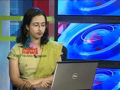 Asianet news funny Tongue slip Shalini in asianet news © Abhilal Communication Pvt. Ltd.