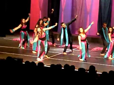 Shiamak's Winter Funk 2009 Melbourne Sajnaji Vaari Vaari video