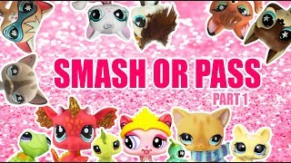 LPS: SMASH OR PASS LPSTUBERS (Part 1) Ft. KinseyLeigh