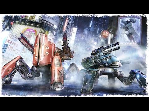 БИТВА РОБОТОВ - WAR ROBOTS (ОБЗОР НА IOS)