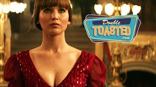 RED SPARROW MOVIE REVIEW (Jennifer Lawrence) - Double Toasted
