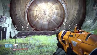 Destiny: The Taken King - Paradox: Ikora Rey Dialogue, Vex Malfunctioning at Glass of Vault Gameplay