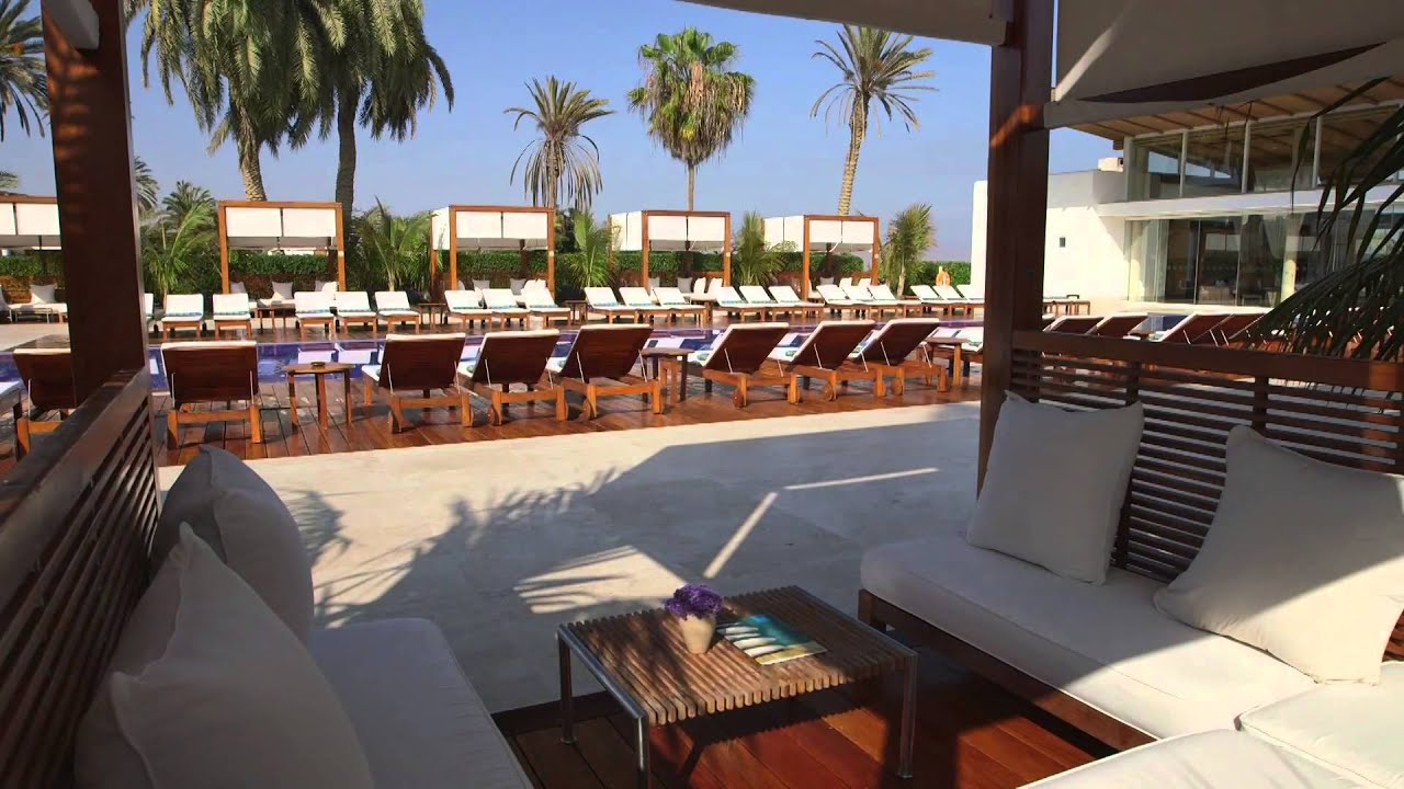 Hotel paracas a luxury collection resort paracas youtube for Luxury collection hotels