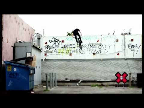 Road to X Games LA: Garrett Reynolds