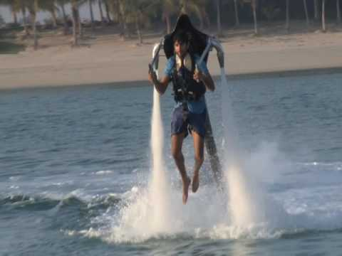 Fazza and The JetLev