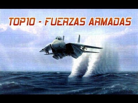 ♠♠♠ TOP 10 - FUERZAS ARMADAS MÁS LETALES DEL MUNDO 2014 ♠♠♠ HD