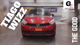 tata tiago wizz actual look with interiors and exteriors!!!!real life review