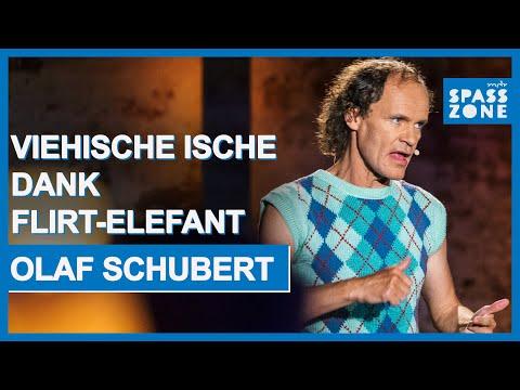 Olaf Schubert: Flirt-Elefant | MDR SPASSZONE mit Olafs Klub