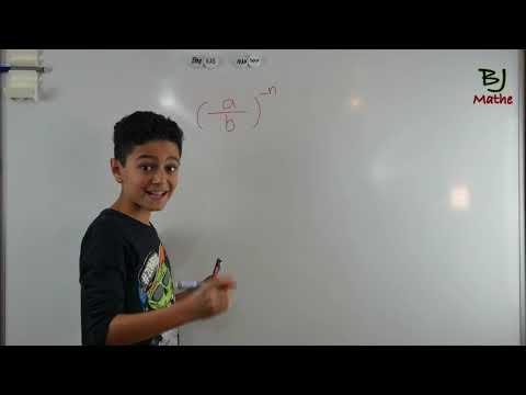 Potenzieren von Potenzen; Potenze als Brüche die wichtigsten Grundlagen der Mathematik