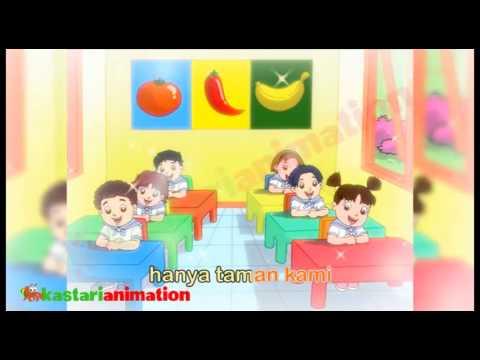 Lagu Anak Indonesia - Taman Kanak Kanak - Kastari Animation Official video