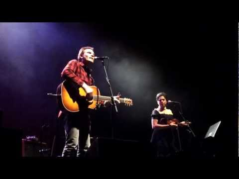 Simone Felice live (Conor Oberst support) - Don't Wake The Scarecrow - Hamburg 2013