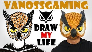 Draw My Life : VanossGaming
