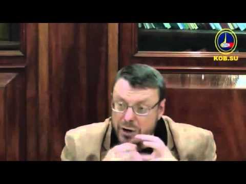 Мировой кризис, пророки и евреи