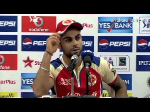 IPL 2013: Virat Kohli criticises Mumbai crowd