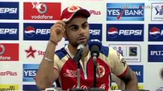 IPL 2013: Virat Kohli criticises Mumbai crowd
